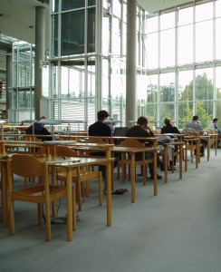 library working